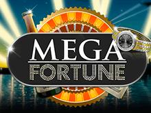 Играйте в автомат Мега Фортуна на рубли