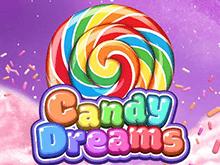 Играй на реальные деньги и получай выигрыш в автомате Candy Dreams