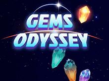 Играй на деньги и получай выигрыш в аппарате Gems Odyssey
