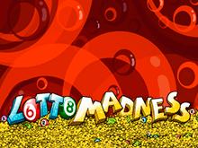 Безумное Лото – популярный азартный аппарат