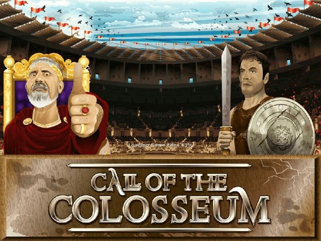 Call Of The Colosseum – автомат для досуга на деньги от Microgaming